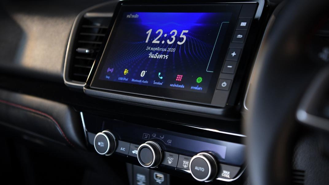 2021 Honda City e:HEV RS Interior 080