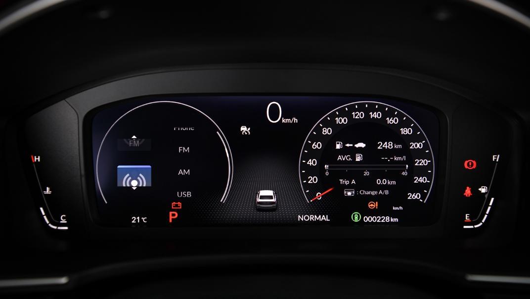 2022 Honda Civic RS Interior 026