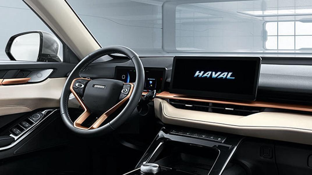Haval H6 2021 Interior 024