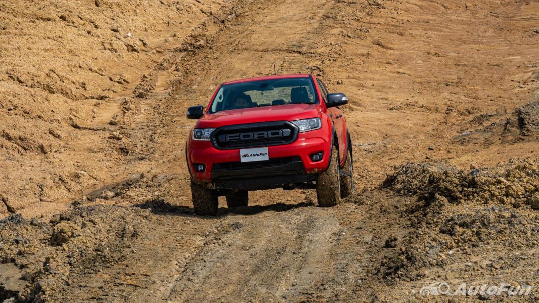 2021 Ford Ranger FX4 MAX Exterior 062