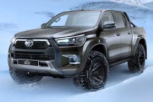 พาชม Toyota Hilux AT3 อัพเกรดกระบะออฟโรด ฟาดกับ Ford Ranger Raptor ได้เลย