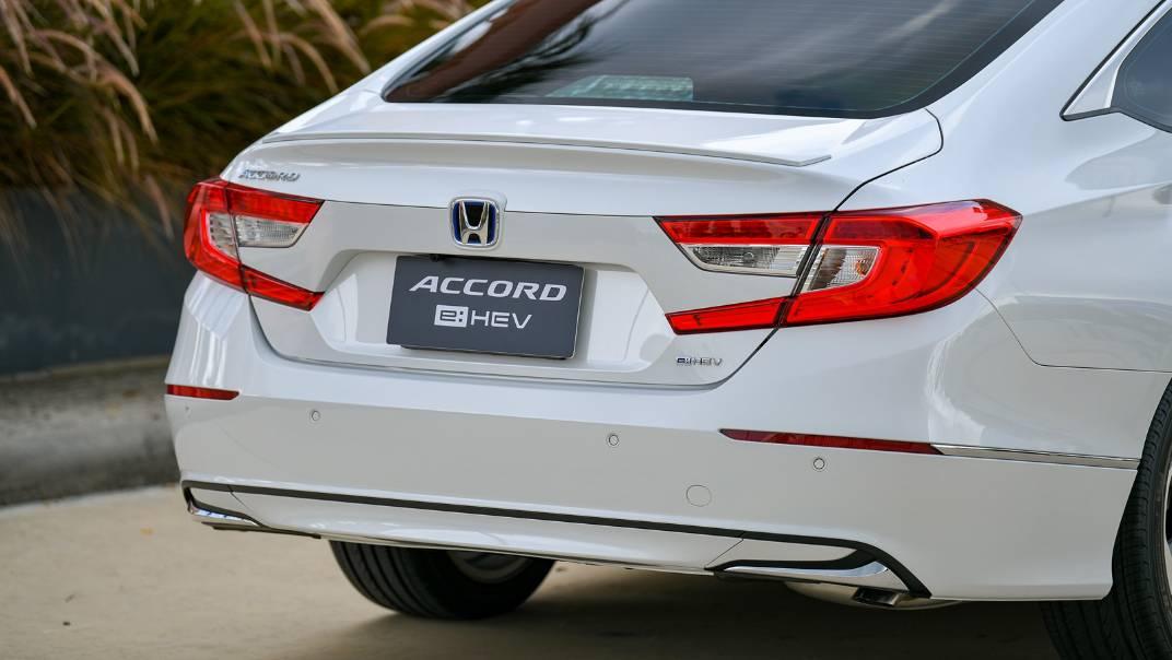 2021 Honda Accord 2.0L e:HEV EL+ Exterior 056