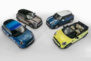 2021 The New Mini โฉมไมเนอร์เชนจ์ใหม่ทั้งตระกูล เปิดขายไทยแล้ว มีไฟฟ้าล้วนราคา 2.29 ล้านบาท
