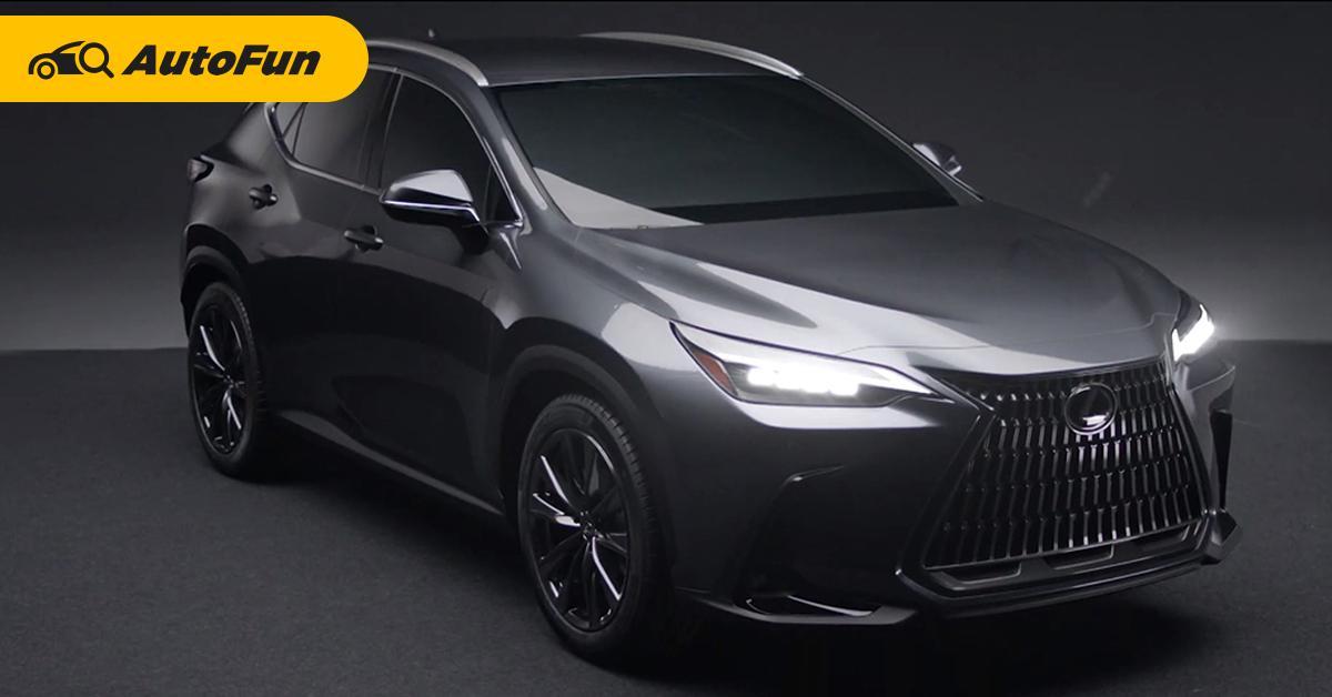 Lexus ยืนยันเปิดตัวรถปลั๊กอินไฮบริดปีนี้ แต่เป็นรุ่นอะไร? คนไทยได้ใช้เมื่อไหร่? 01