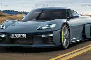 Porsche 718 EV จะมีแพลทฟอร์มแบบใหม่ แบตเตอรี่กลางลำ ขับมันส์เหมือนเดิม