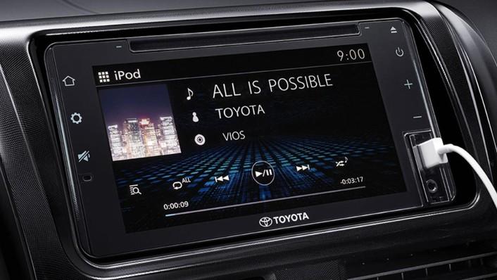 Toyota Vios 2020 Interior 004