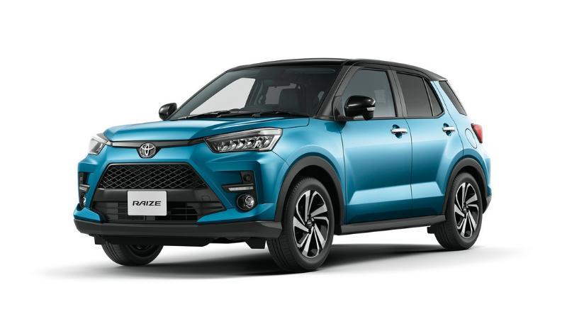 2021 Toyota Raize ยอมได้ไหมถ้าขายแพงกว่า Yaris? 02