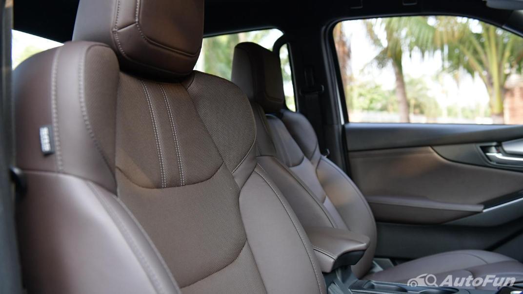 2021 Mazda BT-50 Pro Double Cab 1.9 SP Hi-Racer 6AT Interior 014
