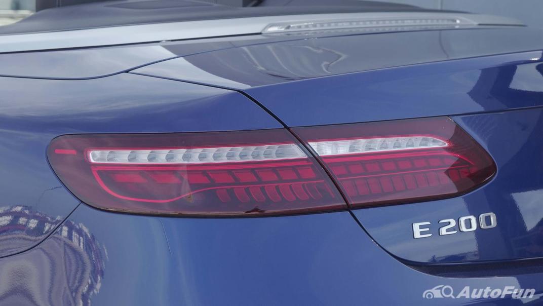 2021 Mercedes-Benz E-Class Cabriolet E 200 AMG Dynamic Exterior 042
