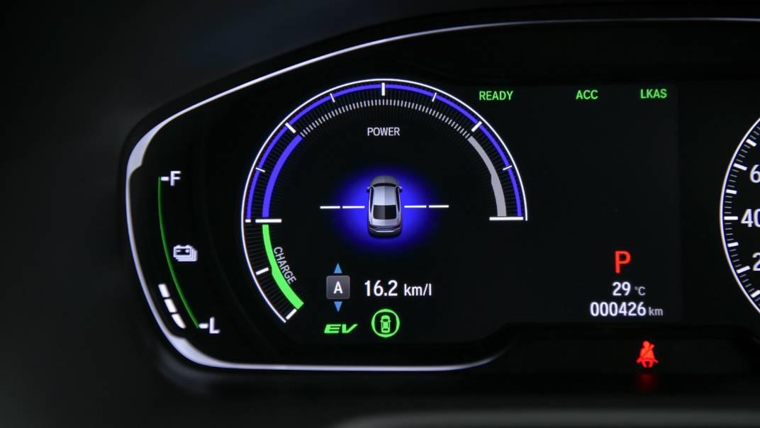 2021 Honda Accord 2.0L e:HEV EL+ Interior 017