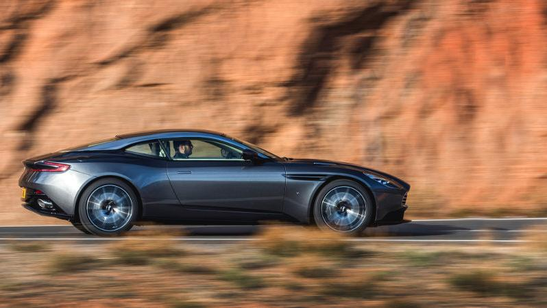 Aston Martin Db11 Public 2020 Exterior 007