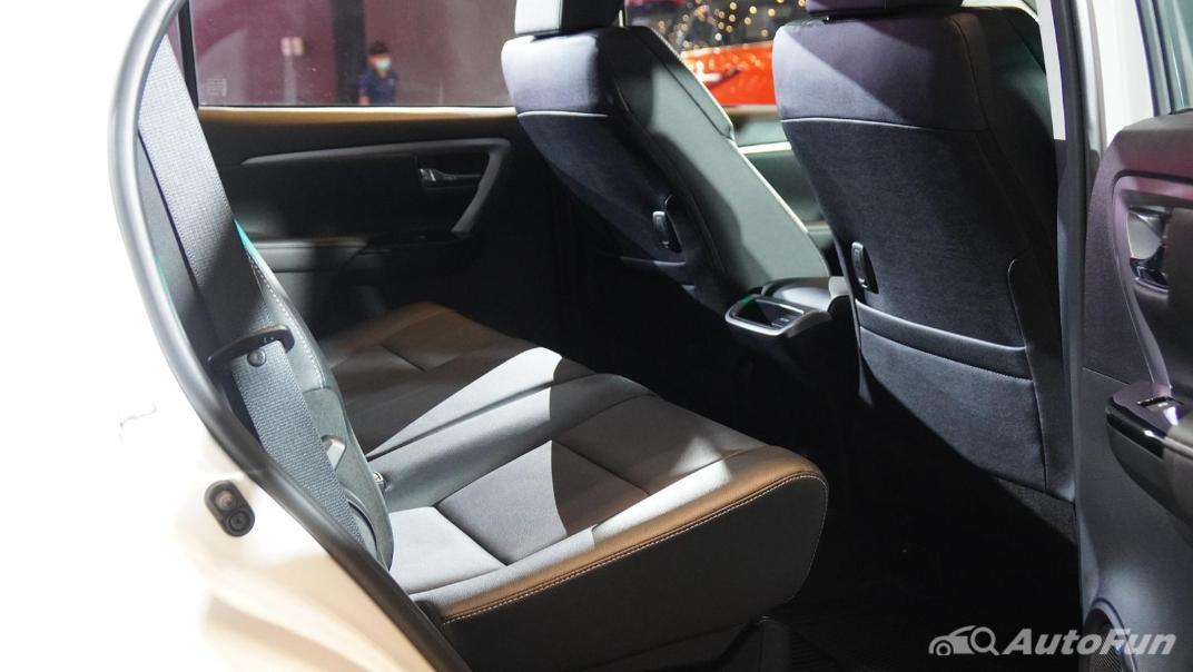 2021 Toyota Fortuner Interior 006
