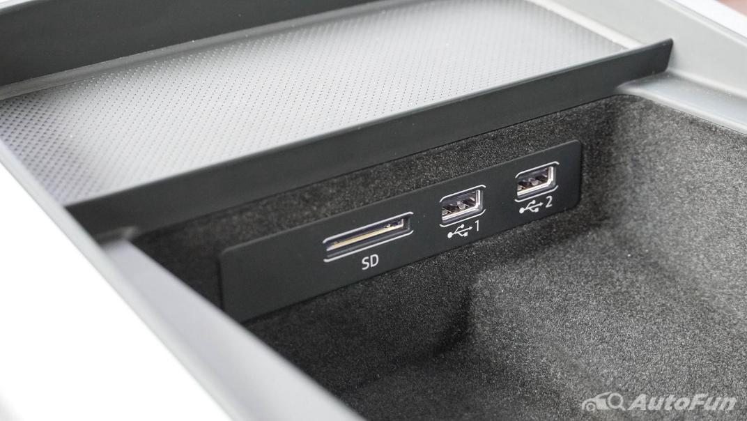 2020 Audi Q7 3.0 45 TDI Quattro Interior 020