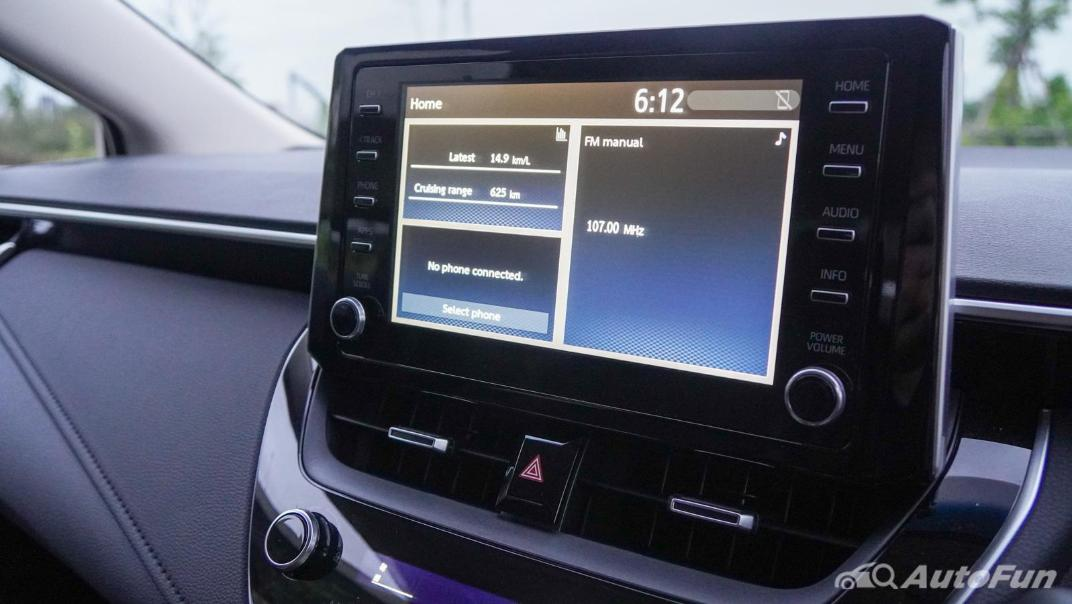 2021 Toyota Corolla Altis 1.8 Sport Interior 020