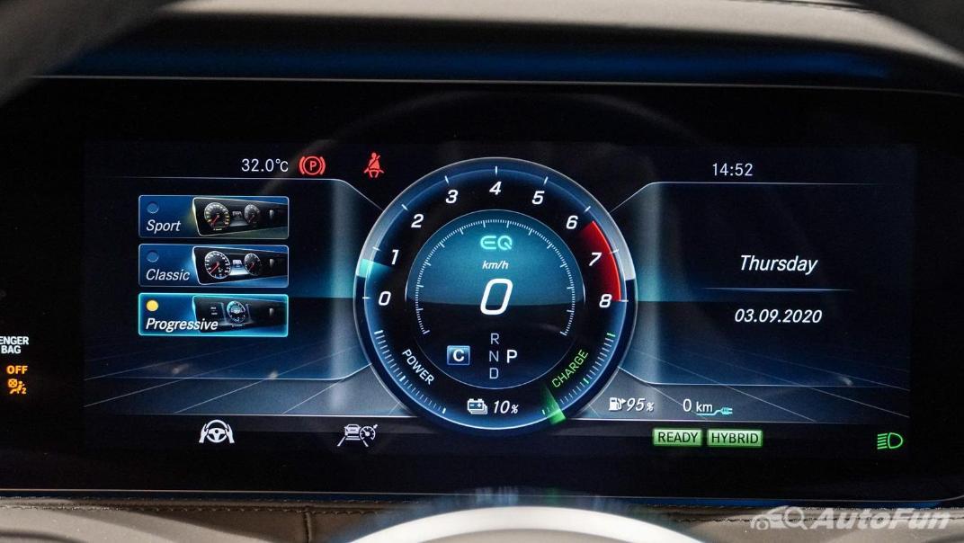 Mercedes-Benz S-Class S 560 e AMG Premium Interior 006