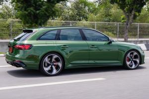 รีวิว 2021 Audi RS4 Avant จ่าย 5.899 ล้านบาท ได้ฝูงม้า 450 ตัว แพงแต่แรงเหนือใครในคลาส