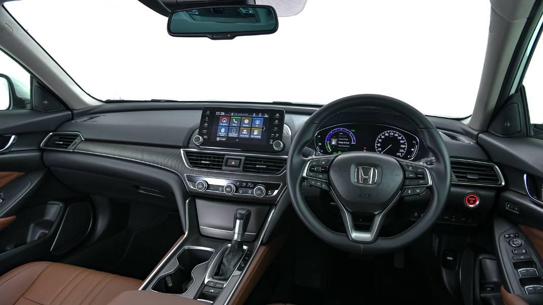 2021 Honda Accord 2.0L e:HEV EL+ Interior 002