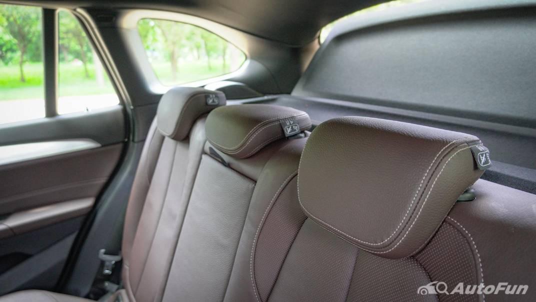 2021 BMW X1 2.0 sDrive20d M Sport Interior 030