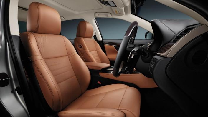 Lexus GS Public 2020 Interior 005