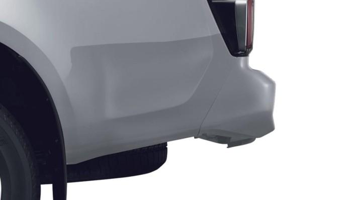Isuzu D-Max 4-Door Public 2020 Exterior 006