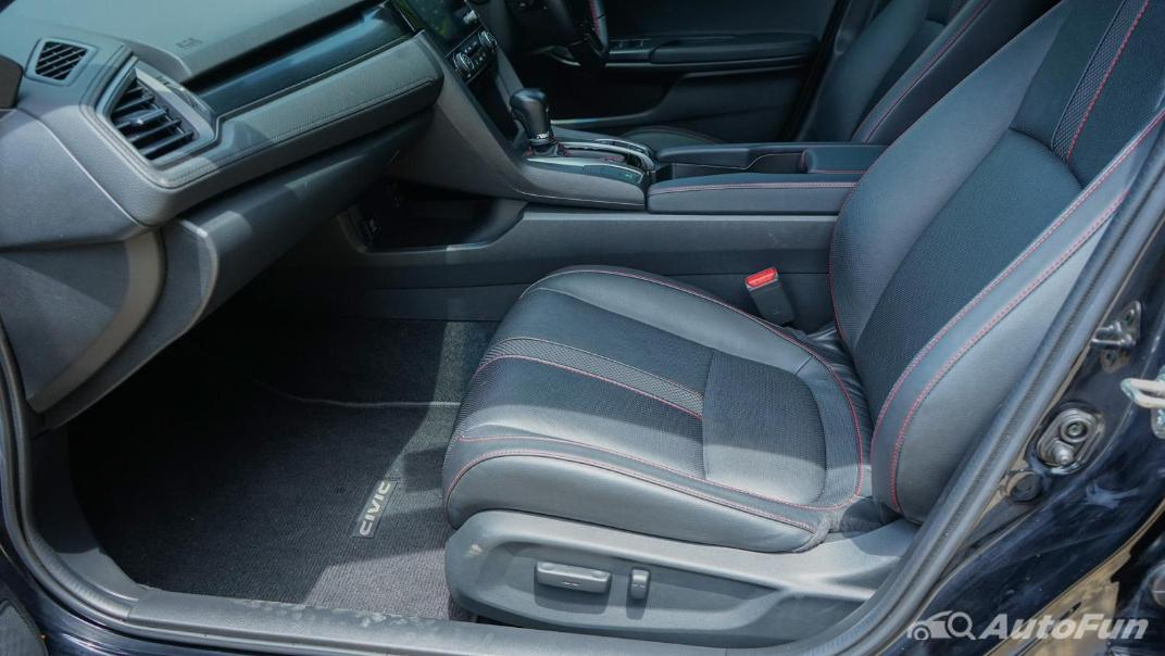 2020 Honda Civic 1.5 Turbo RS Interior 102