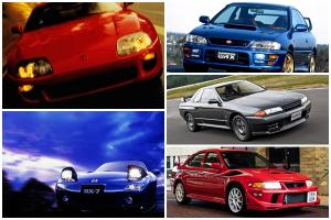 รวม 5 รถ JDM ญี่ปุ่นที่สุดแห่ง 90 ราคาติดจรวดพุ่งสูงไม่หยุด ควรรีบซื้อตอนนี้