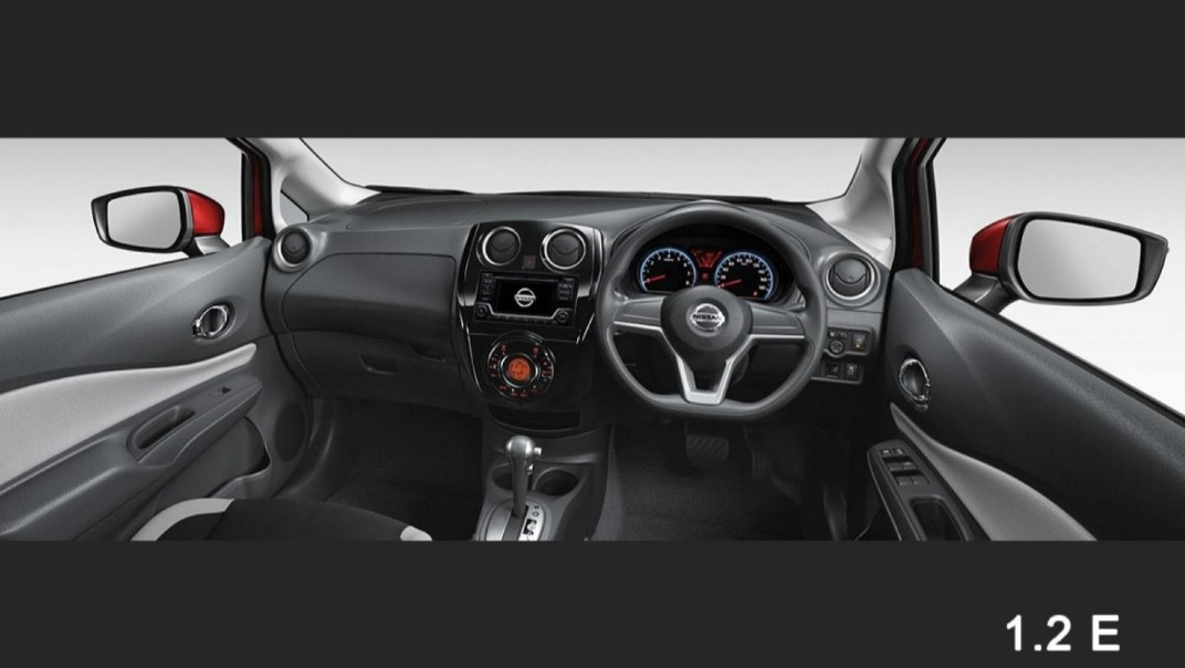 Nissan Note 2020 Interior 001