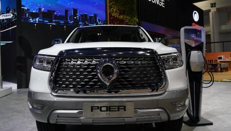 2021 GWM POER EV Upcoming Version ราคารถ, รีวิว, สเปค, รูปภาพรถในประเทศไทย   AutoFun